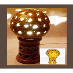 LAMPE EN POTERIE PL02