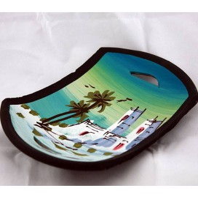 ASSIETTE MAROCAINE Vaisselle Marocaine