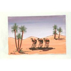 Tableau marocain Tableau Paysage