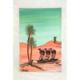 Tableau marocain