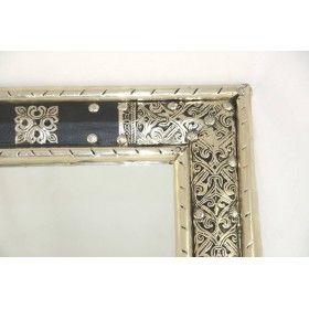 MIROIR MAROCAIN Miroir en métal