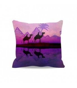 Coussin L'oasis Coussin marocain