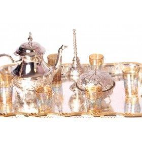 SERVICE A THE MAROCAIN Service à thé