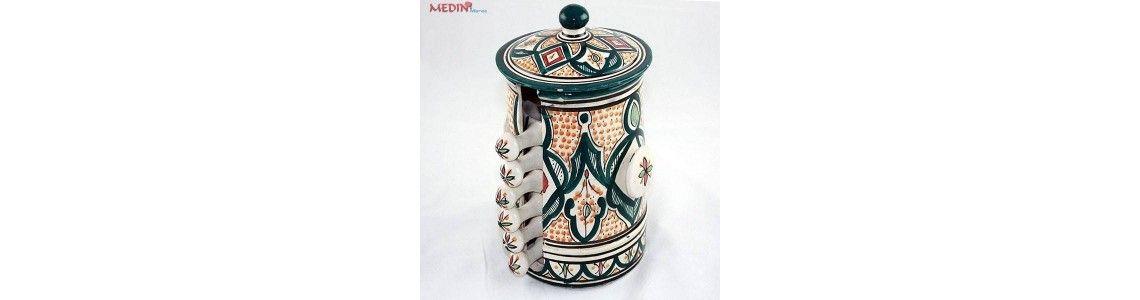 Vaisselle Marocaine